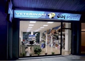 """Clínica veterinaria """"Veterinari Son Dureta"""""""