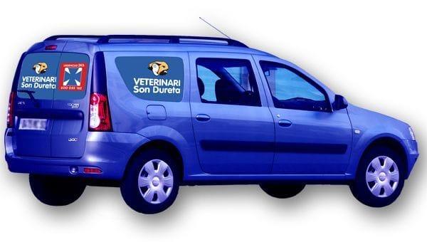 Recogida y entrega a domicilio en vehículo adaptado